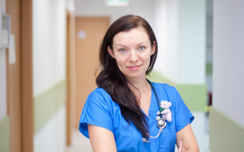 Dr n. med. Agnieszka Świat