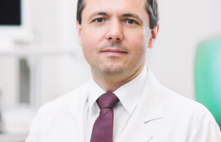 Dr nauk med. Roman Głowacki