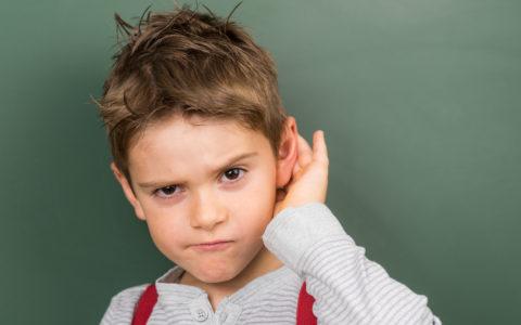 Niedosłuch u dziecka