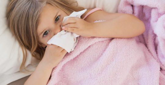 Diagnostyka i leczenie kataru siennego u dzieci