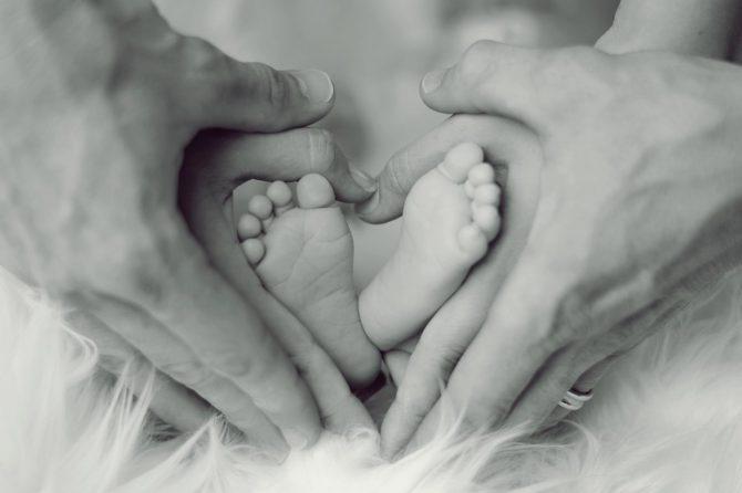 USG stawów biodrowych u niemowląt